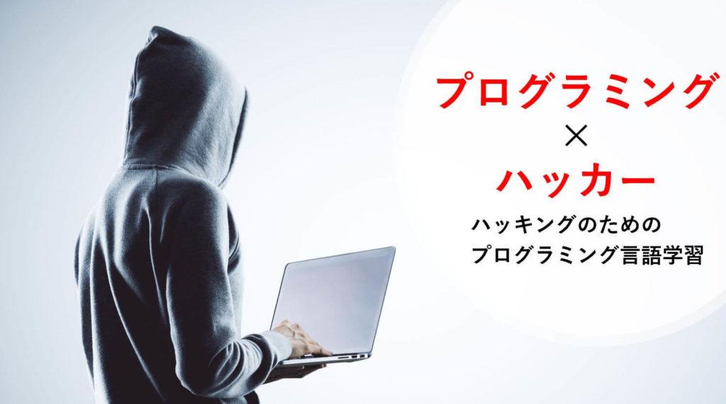 ハッカーになるには何を学ぶ?ハッキングのためのプログラミング言語学習