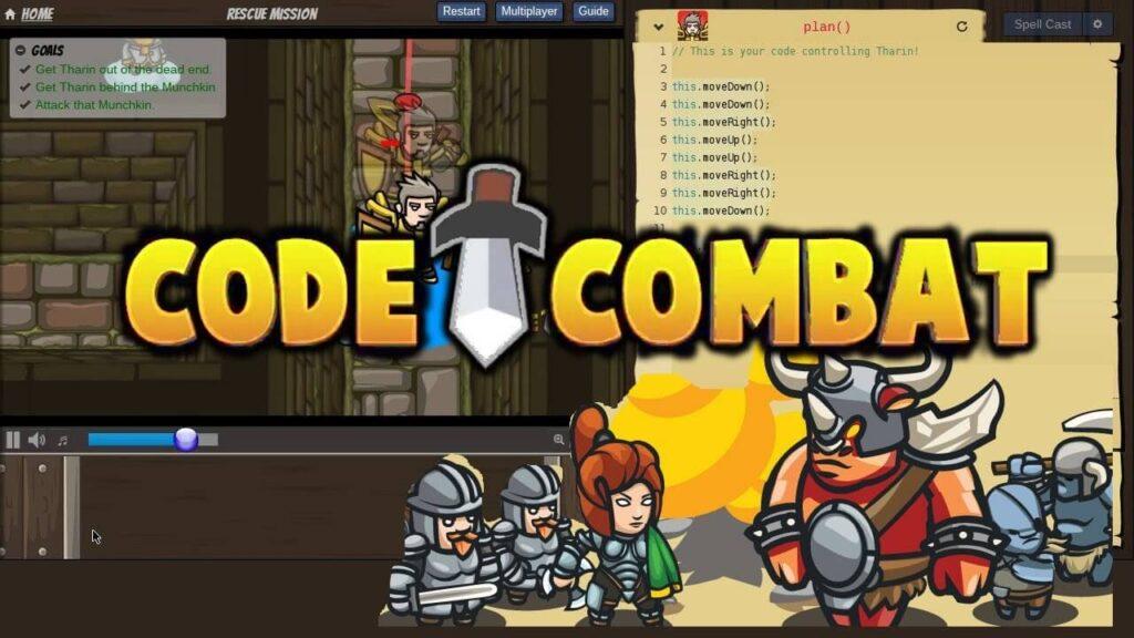 【中学生におすすめ】CodeCombat(コードコンバット)