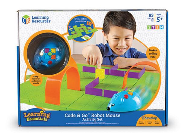 おすすめおもちゃ③:Code & Go ロボットマウス アクティビティセット