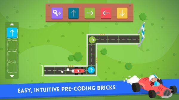 アプリ③:Code Karts(コードカーツ)